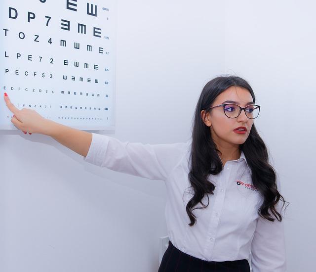 okulary korekcyjne wsalonach Optyka Victoria